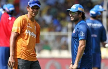 Tendulkar, Dravid in favour of India taking part in ICC Champions Trophy