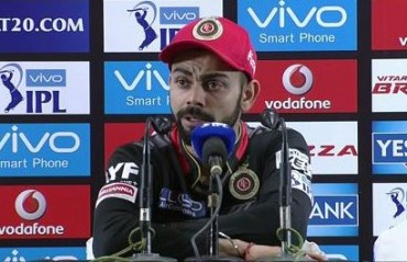 Never seen so many collapses for a side in one IPL season, says Kohli