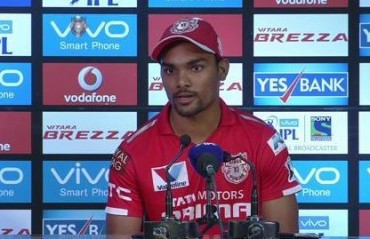 Dismissing Kohli, Gayle, ABD in one game is a dream come true, says Sandeep Sharma