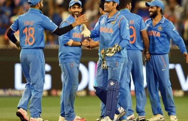 Dhawan, Shami return to the Indian squad for 2017 Champions Trophy