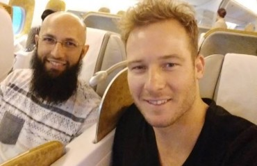 Amla, ABD and Miller fly back home to prepare for Champions Trophy