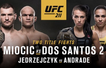 UFC 211: Fight Card Preview And Predictions