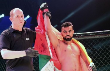 Indian MMA: Gurdarshan Mangat responds to Mohammed Farhad and Ahmed Faress
