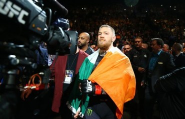 Conor McGregor says that he has agreed A deal with UFC for Mayweather Fight