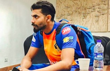 WATCH: Ravindra Jadeja reunites with his 'true friend' after a busy IPL season