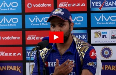Momentum with KKR but confident that we will put our best foot forward: Rohit Sharma