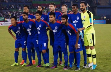 Bengaluru's bravado overcomes the Mariners' might, the Blues lift the Federation Cup with a 2-0 victory