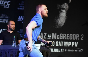 ONE Championships CEO Victor Cui explains why he wouldn't sign Conor McGregor