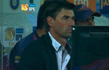 READ: Why RPS coach Fleming donned a suit for IPL-10 final