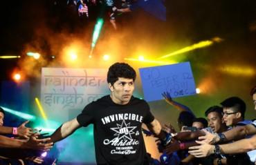 #TFGinterview: Rajinder Singh Meena seeks a Memorable fight Against Amir Khan
