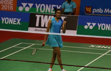 PV Sindhu elected to the BWF Athletes' Commission