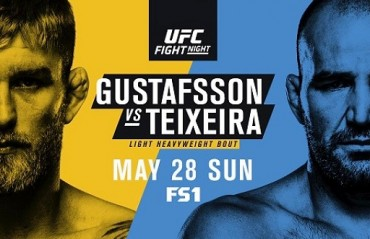 UFC Fight Night Stockholm: Gustafsson vs Teixeira - Preview