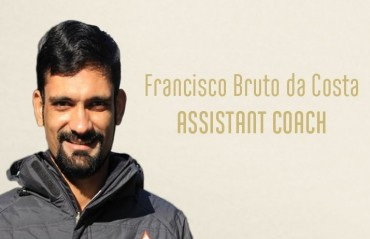 Francisco Bruto Da Costa has been appointed Assistant coach of Malaysia National Team