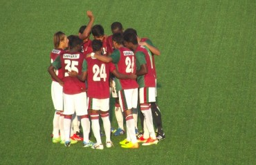 16/8/2015 - Dudu hattrick propels Mohun Bagan to 5-2 win