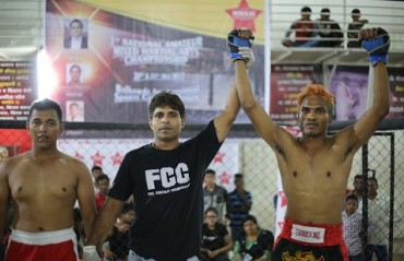 MMAAI National Amateur championships: Results and FCC contract winners