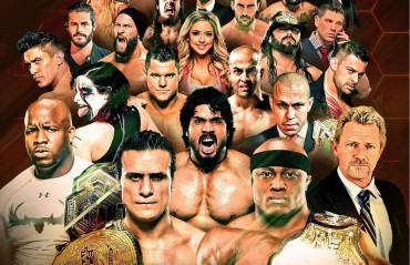 IMPACT Wrestling and Sony Pictures Networks Announce IMPACT Tapings in India