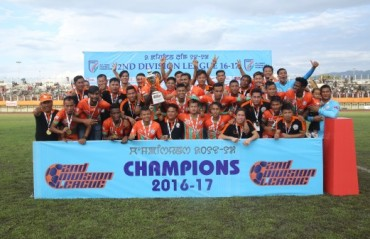 Unbeaten Neroca finish their campaign with victory, announce their arrival in the I-League