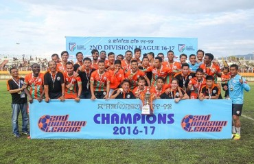 TFG Indian Football Podcast: NEROCA rises + Tetea Hmar Unplugged