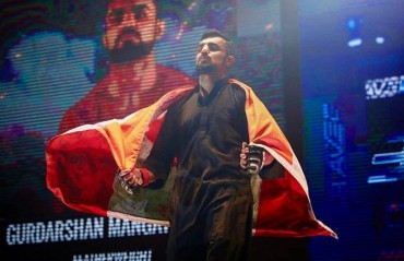 Indian MMA: Gurdarshan Mangat recalls his fight With Abdul Muneer, making history and more