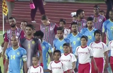 Mohun Bagan hold Abahani to 1-1 draw in rain drenched AFC Cup group stage game