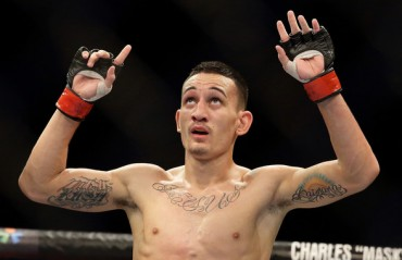 UFC 212: Max Holloway wants to be like Demetrious Johnson or Joanna Jędrzejczyk