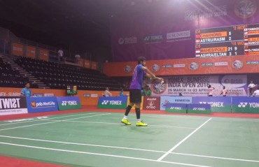 Thailand GPG: Sai Praneeth claims a spot in finals while Saina ends her campaign