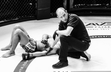 #TFGinterview: From US Air Force to the MMA cage – In conversation with Scott Manhardt