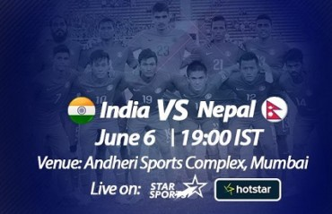 TFG Indian Football Podcast: Preview - India vs Nepal