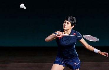 WATCH: Ashwini Ponnappa reveals her favourite training routine to keep her shoulders fit