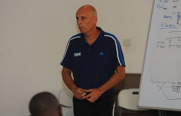 Here's what coach Stephen Constantine had to say about the squad for 2018 AFC U-23 Championship Qualifiers
