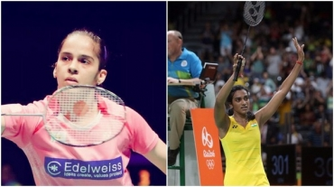 Indonesia SSP: Saina trumps 8th seed Intanon;  easy win for Sindhu in RD 1