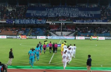 8 out of 8 - Chhetri shines again as India score landmark victory over Kyrgyzstan