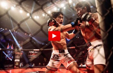 WATCH: Top knockouts from Super Fight League 2017