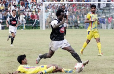 Mohammedan held by Aryan FC in CFL tie