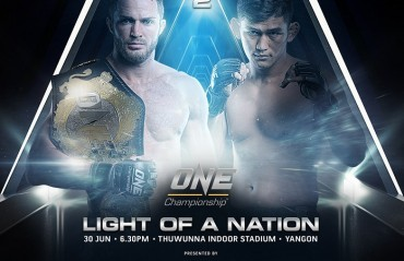 ONE: Light of a Nation – ONE adds Exciting fights to the card