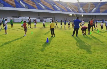 Blue Tigers' new dens: Gujarat to get international friendly, Chennai may host Champions Cup