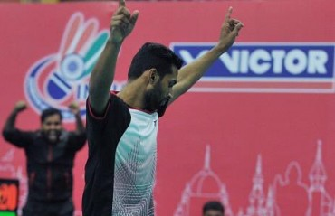 Indonesia SSP: Prannoy trumps top seed Lee Chong; Srikanth defeats 4th seed Jorgensen