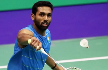 Twitter buzzing over Prannoy's stunning win against the mighty Lee Chong Wei