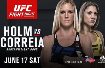 UFC Fight Night Singapore: Preview and Predictions