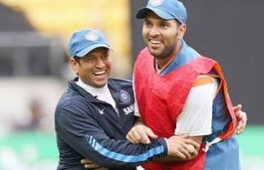 Yuvraj has overcome every hurdle of his life with a never-say-die attitude, says Tendulkar