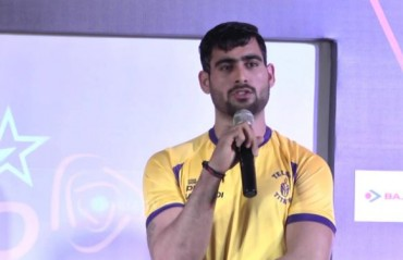 It's delightful to see Kabaddi gain popularity in 'cricket-crazy' India, says Rahul Choudhari