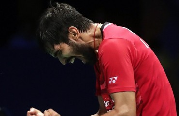 Srikanth showered with wishes on Twitter for his Indonesia SSP victory