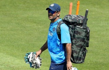 Additional security forces deployed outside Dhoni's house following defeat against Pakistan