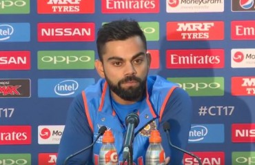Repect Kumble for his achievements; cannot share details from dressing room, says Kohli