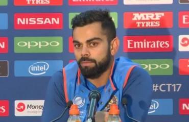 No pressure on us, we are looking to enjoy the Windies tour: Kohli