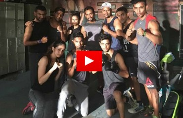 Indian MMA: WATCH - Fight Elite MMA Fight Camp Preparations