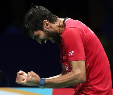 Srikanth flooded with congratulatory tweets for his Australia SS win
