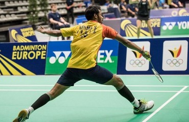 Chinese Taipei GPG: Sourabh Verma to lead the Indian contingent