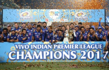 VIVO bags IPL title rights for 2018-22 with a whopping Rs 2,199 crore bid