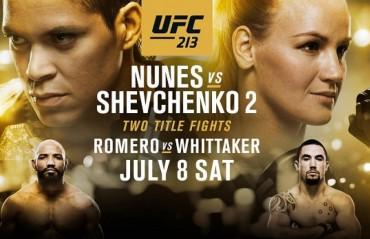 UFC announces plans for International Fight Week